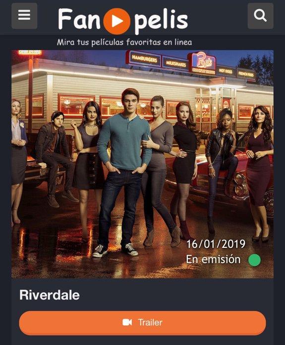 Donde Ver La 4 Temporada De Riverdale Riverdale Español Amino