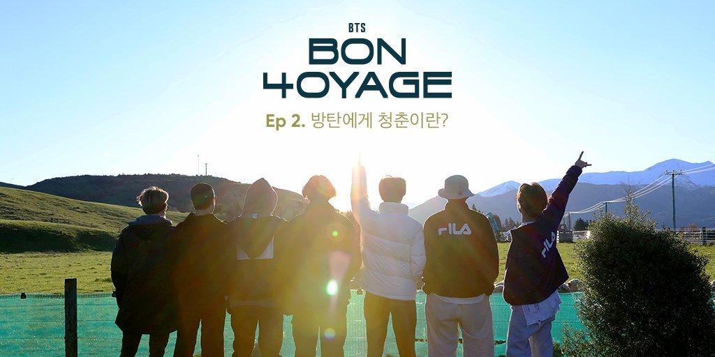 Recap Bts Bon Voyage Season 4 Episode 2 Nature Is So Precious Kim Taehyung Amino