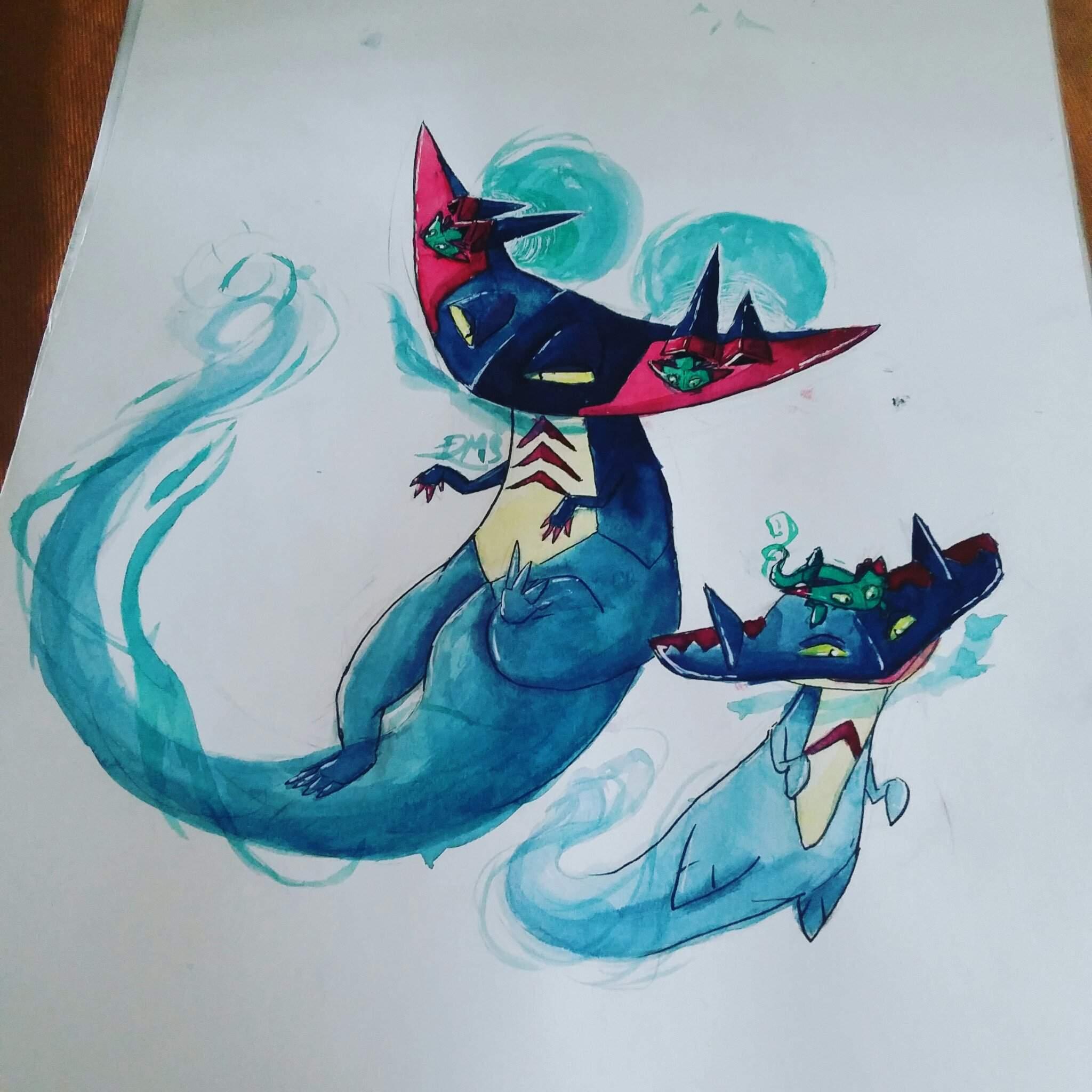 ♦Dragapult line♦ | Pokémon Amino
