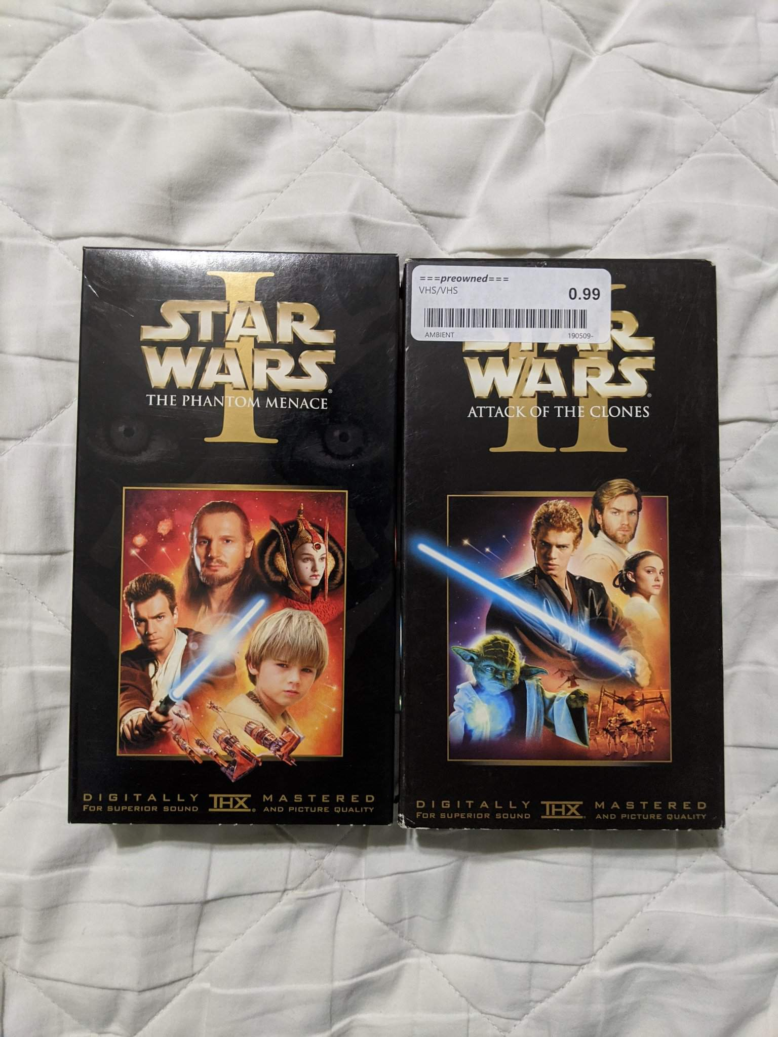 Star Wars Home Video Library Star Wars Amino
