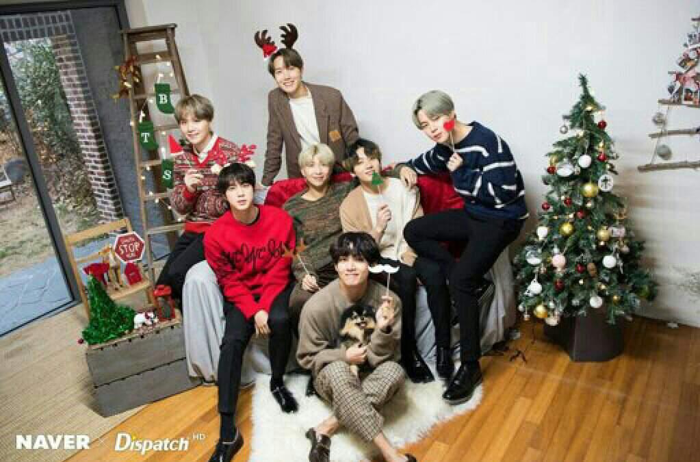 Bts Christmas 2020 BTS 2020♥♥♥♥ Special photos for Christmas Day | Park Jimin Amino