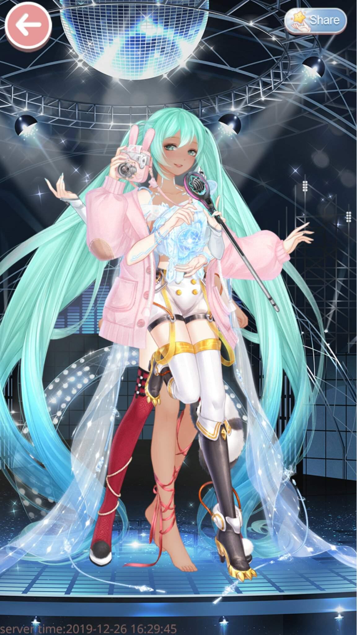 Limb Demon V4 Love Nikki Dress Up Queen Amino