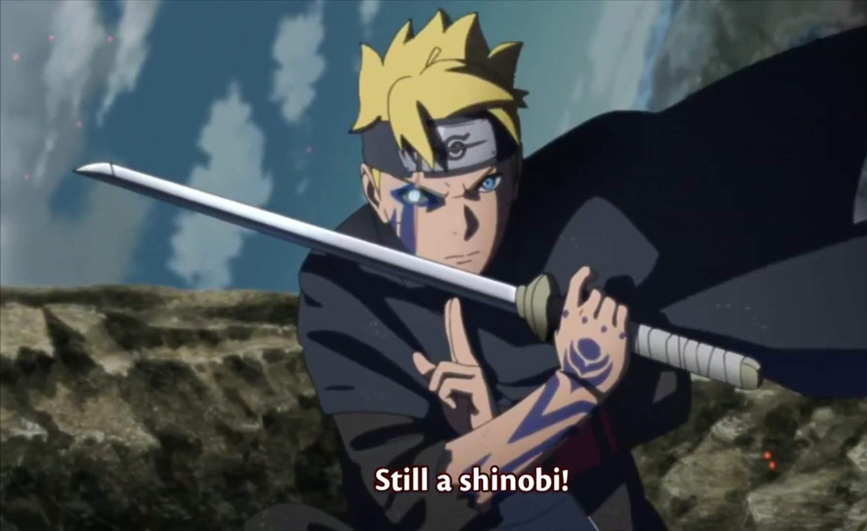 Every Time Boruto S Eye Jougan Is In Action Naruto Amino
