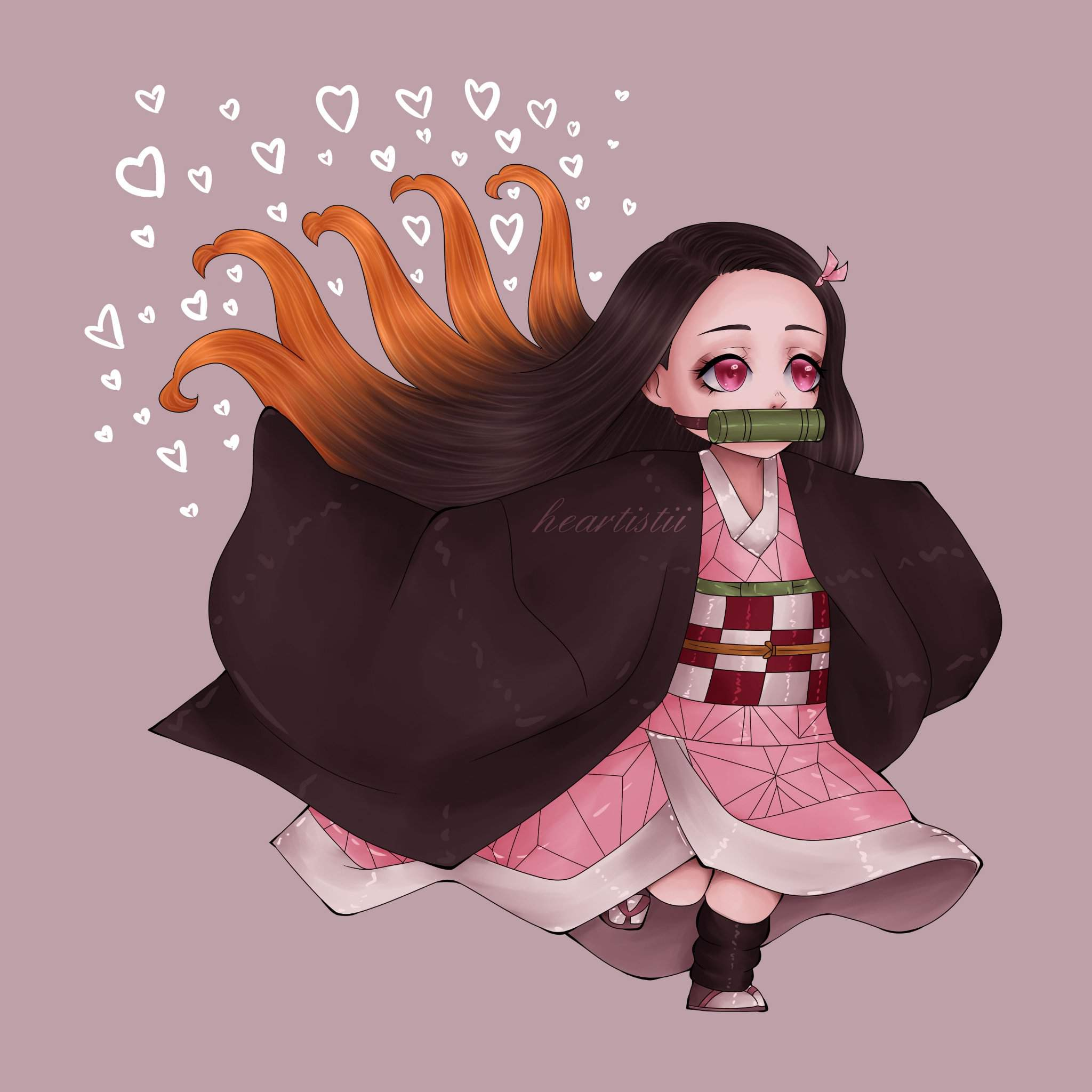 Running Smol Nezuko 1 Nezuko Know Your Meme