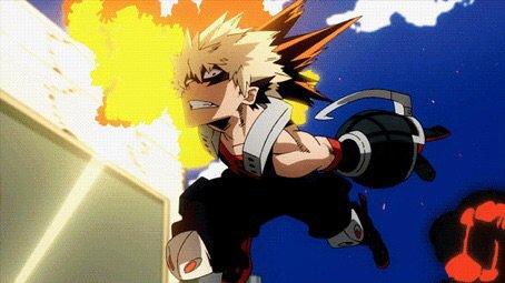 Bakugo S Deaf My Hero Academia Amino