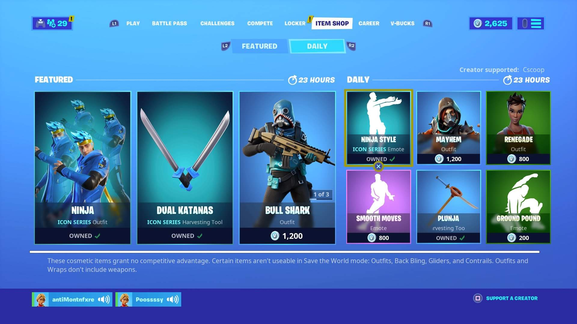 Today S Item Shop Fortnite Battle Royale Armory Amino Each new update of the fortnite shop today renews the two sections of which it is composed: amino apps