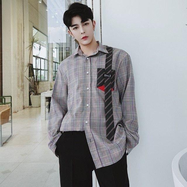 Recreating Idol Fashion (BTS ver.) | Korean Fashion Amino
