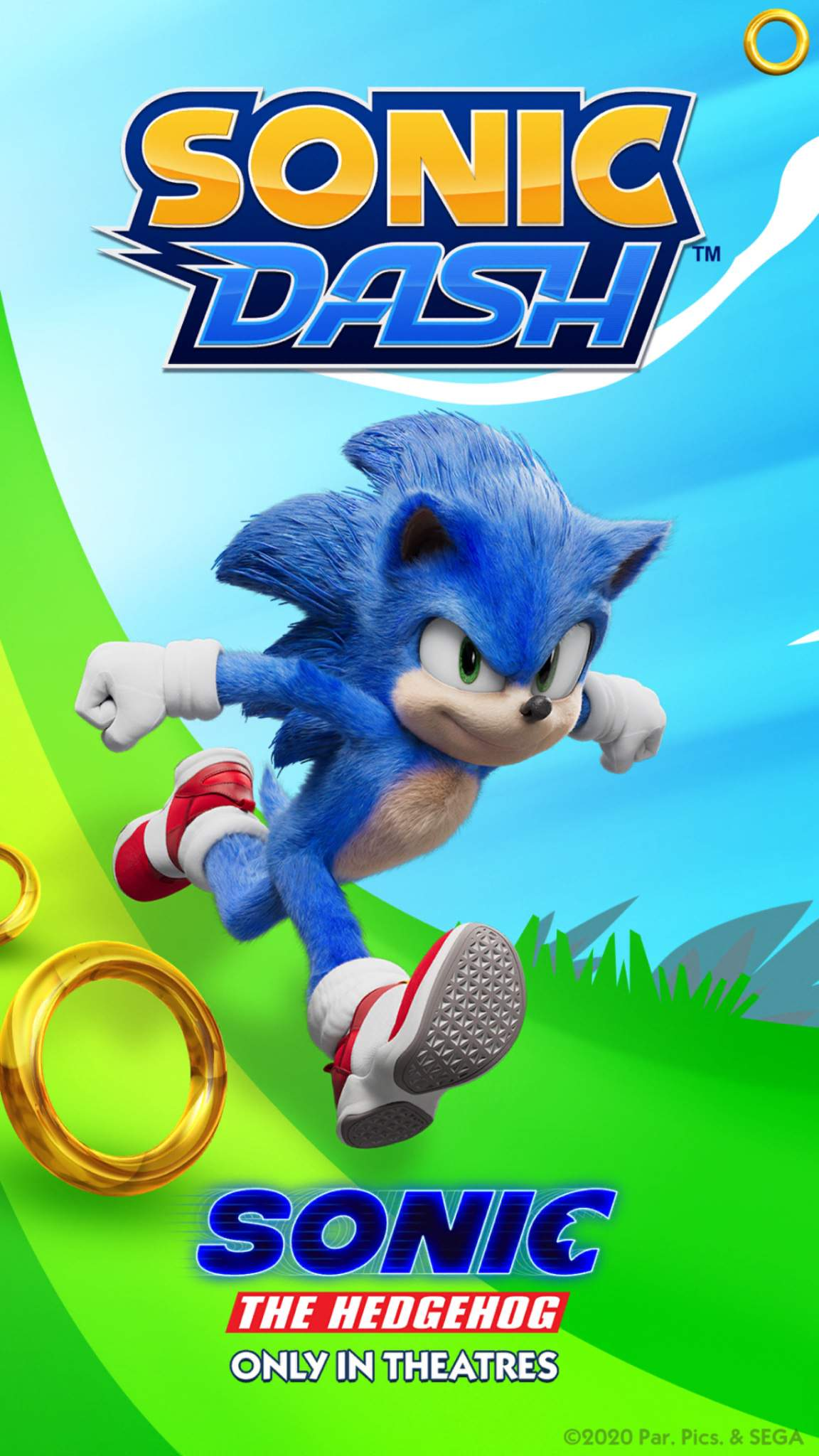Sonic Dash Sonic Movie Event Sonic The Hedgehog Amino
