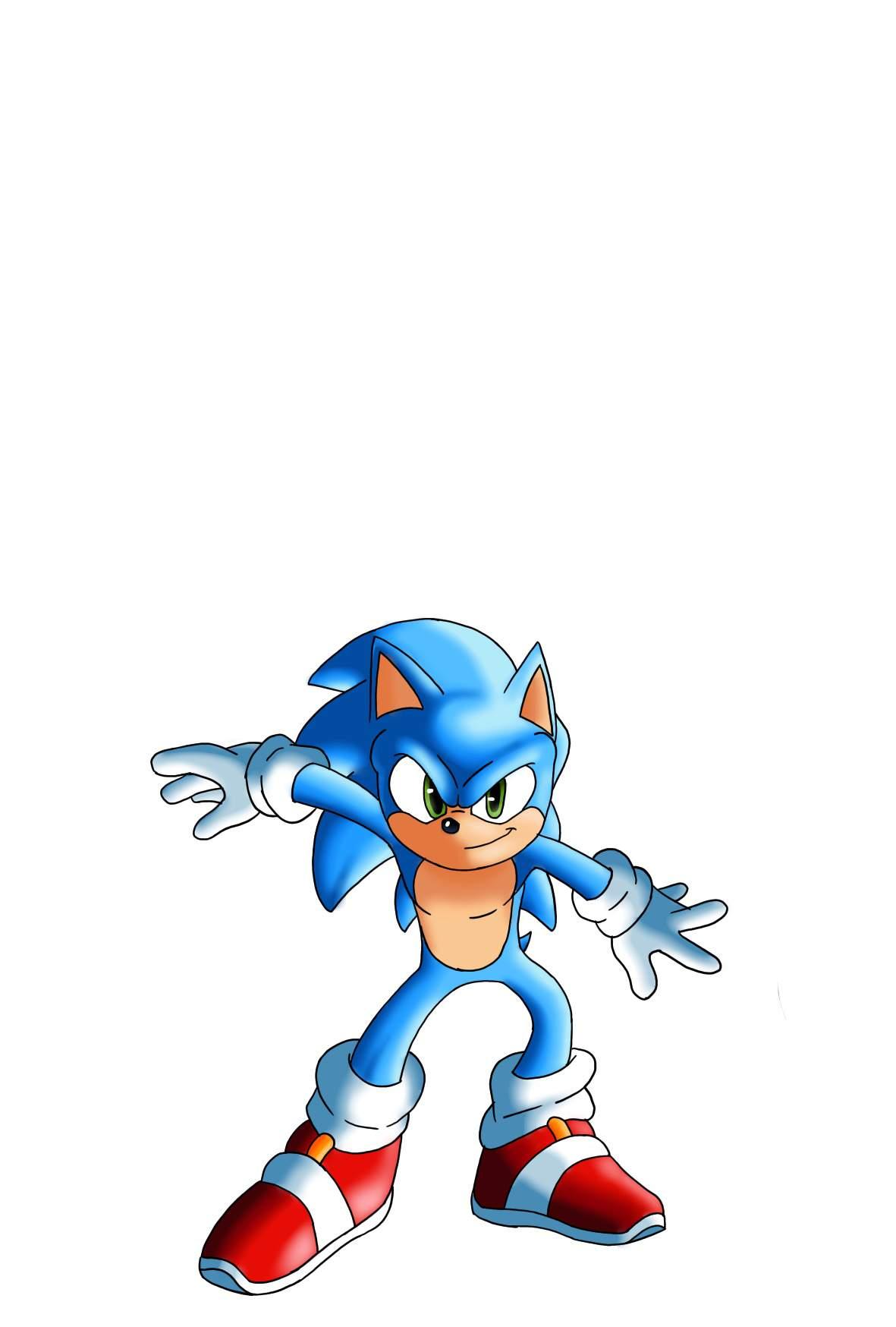 Gotta Go Fast Sonic The Hedgehog Amino