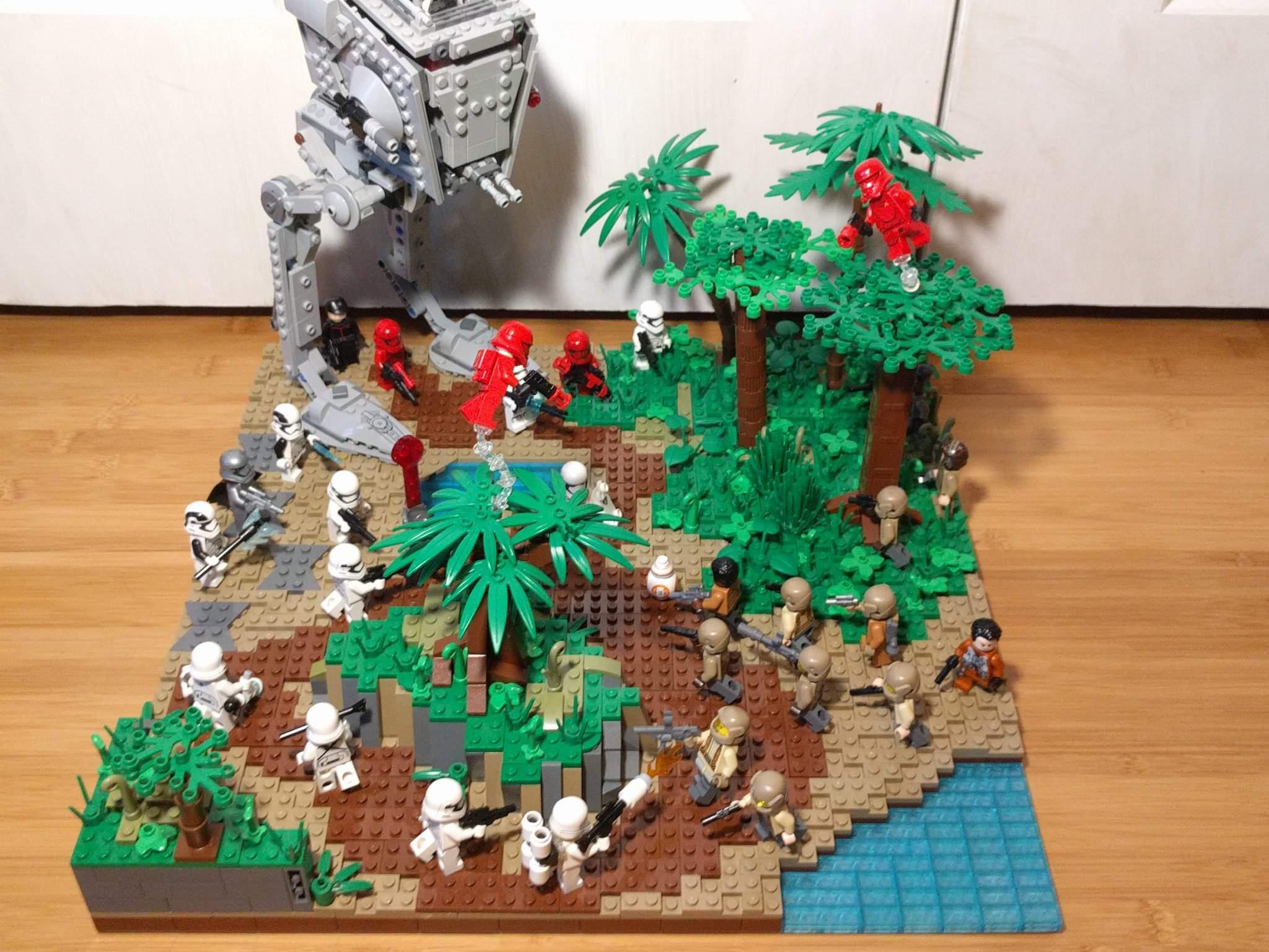 Ajan Kloss Moc Lego Amino