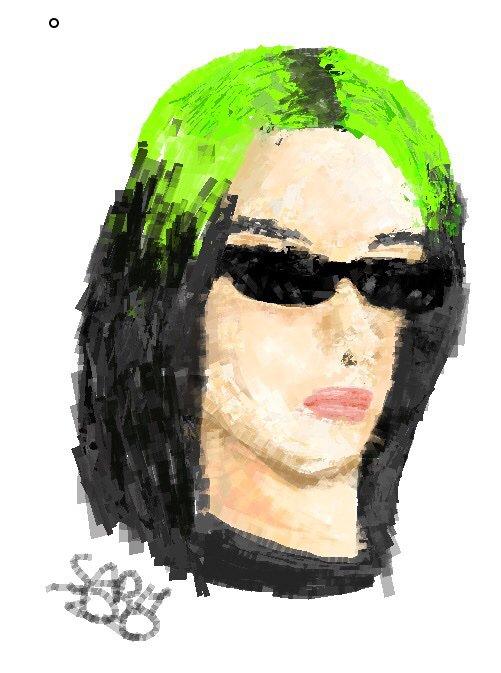 Billie Eilish Drawn On Free Draw 2 Billie Eilish Amino