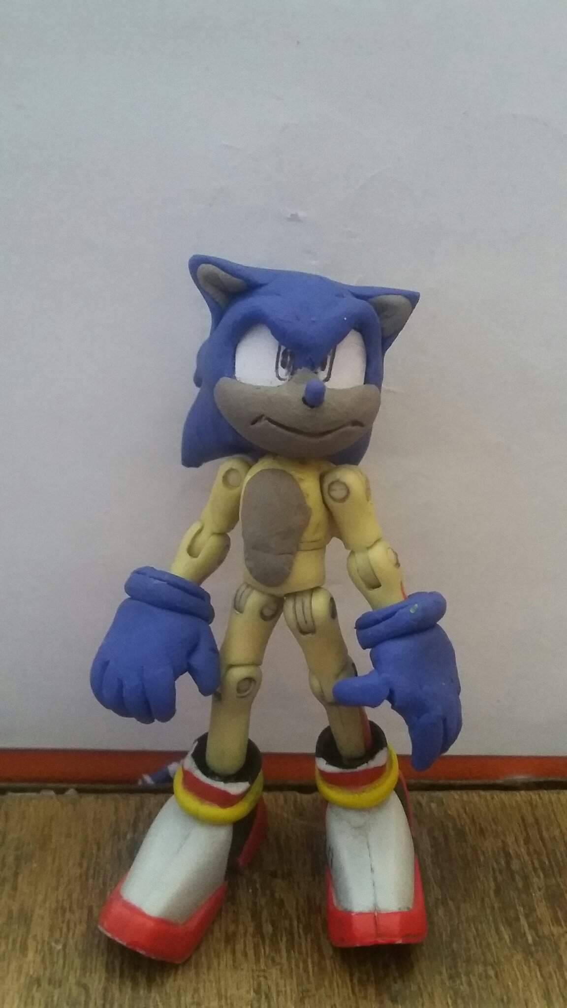 Movie Sonic Custom Figure Update Wiki Sonic The Hedgehog Amino