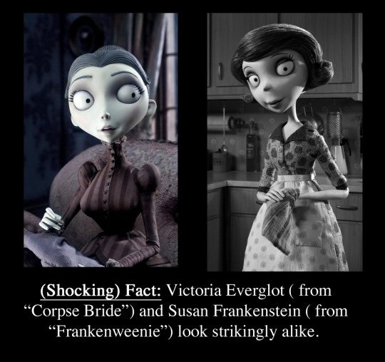 For Those Of You That Have Watched Frankenweenie There S A Belief That Victor Frankenstein S Mom Susan Frankenstein Was Based Off Of Victoria Everglot According To Madame Kikue On Deviantart Corpse Bride Amino