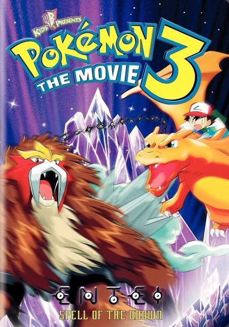 My Pokemon Movie Journey Day 2 Pokemon The Movie 2000 The Power
