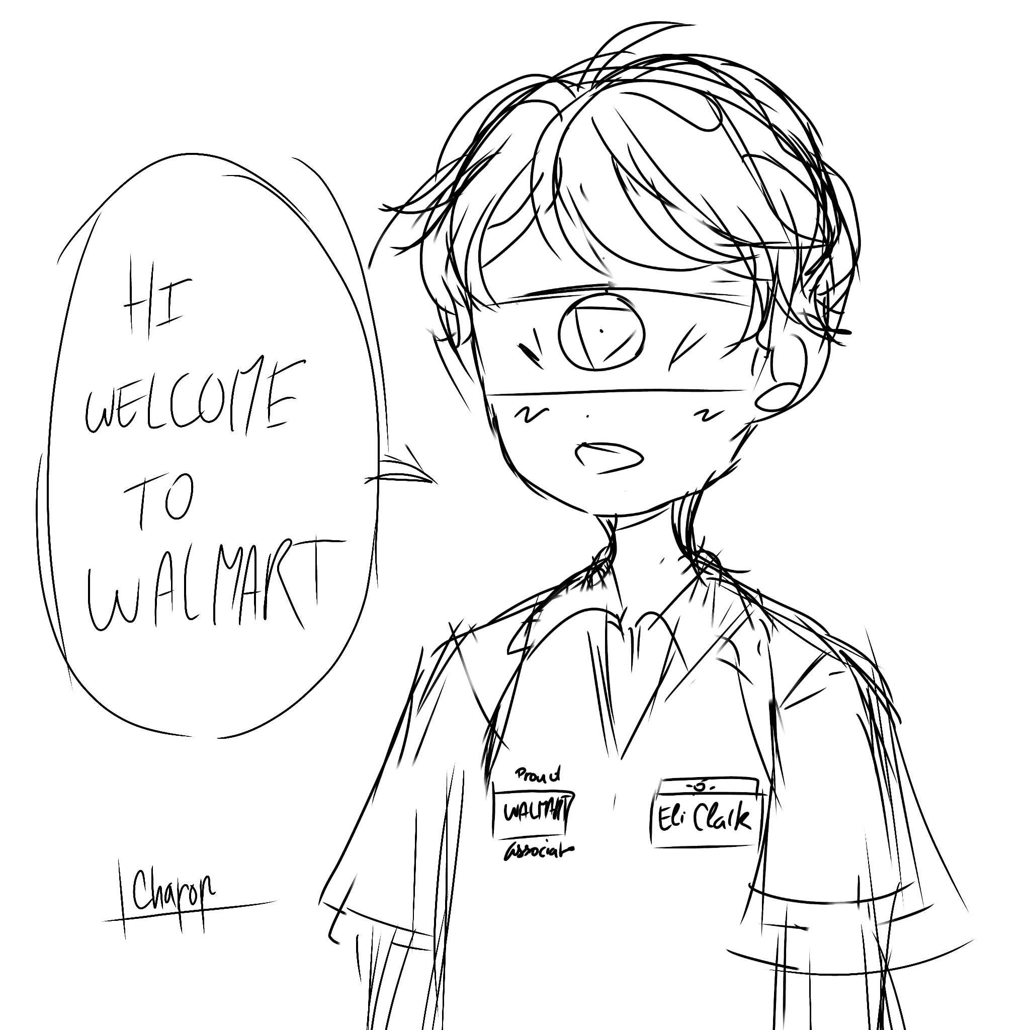 Walmart Seer Sketch Identity V Official Amino