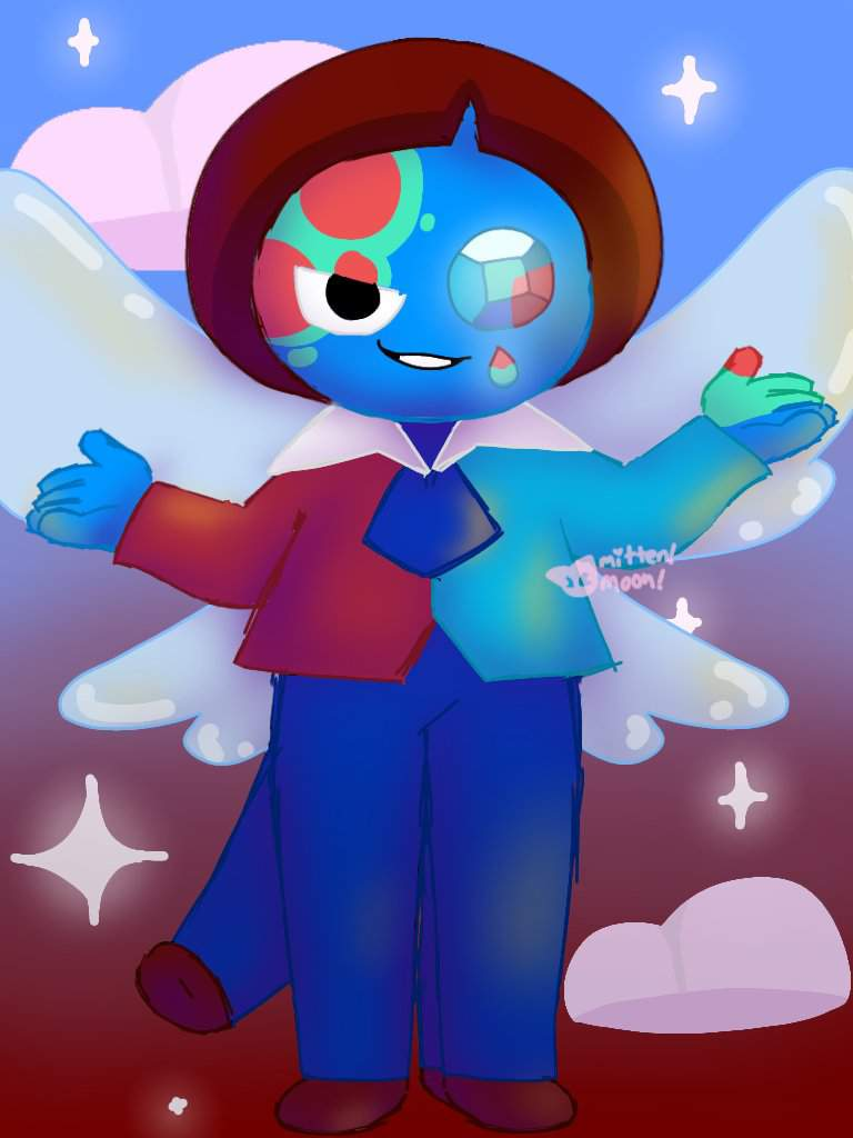 Bluebird Azurite At Your Service Steven Universe Amino This bluebird better highlights the relationship, it has more resemblance to aquamarine because she. amino apps