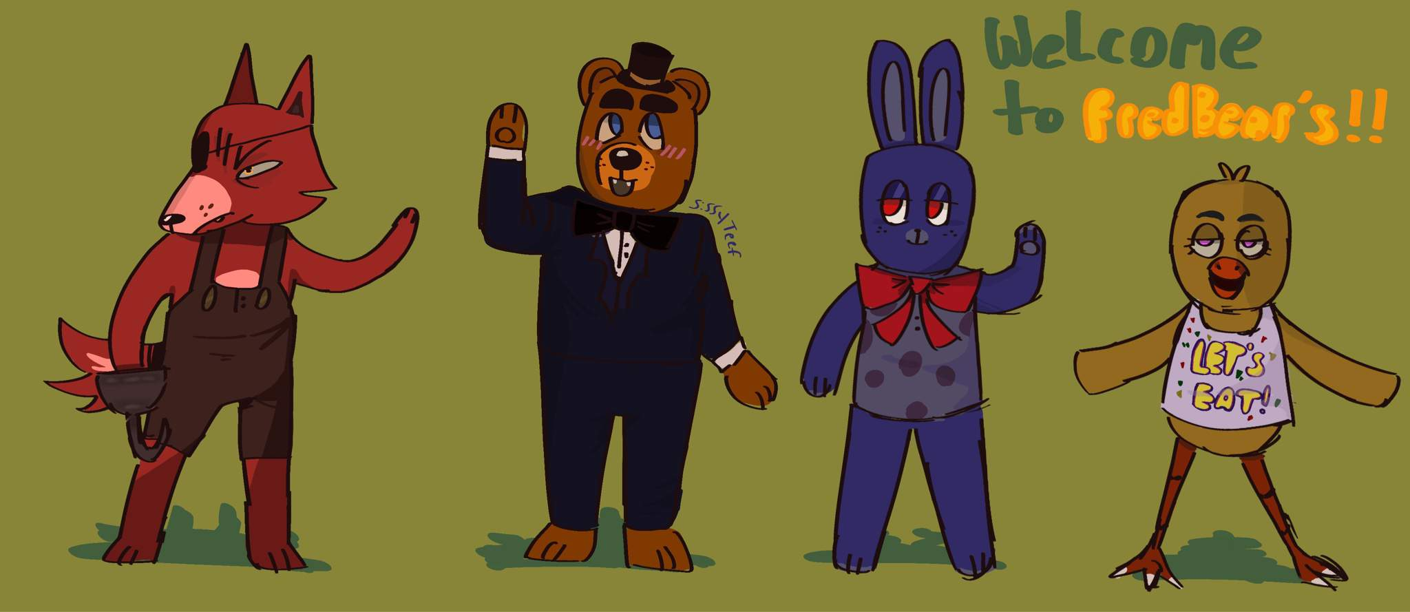 Animal Crossing Diner Five Nights At Freddy S Amino
