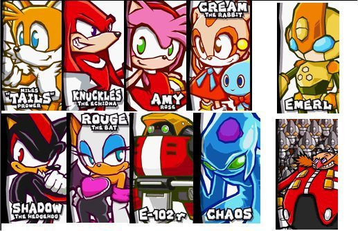Most Ridiculous Sonic Character Names Sonic The Hedgehog Amino