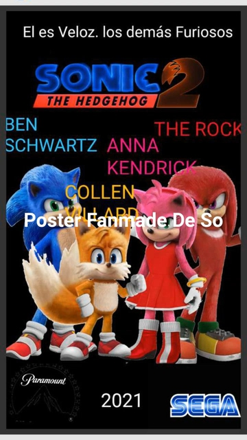 Movie Sonic Sonic The Hedgehog Amino