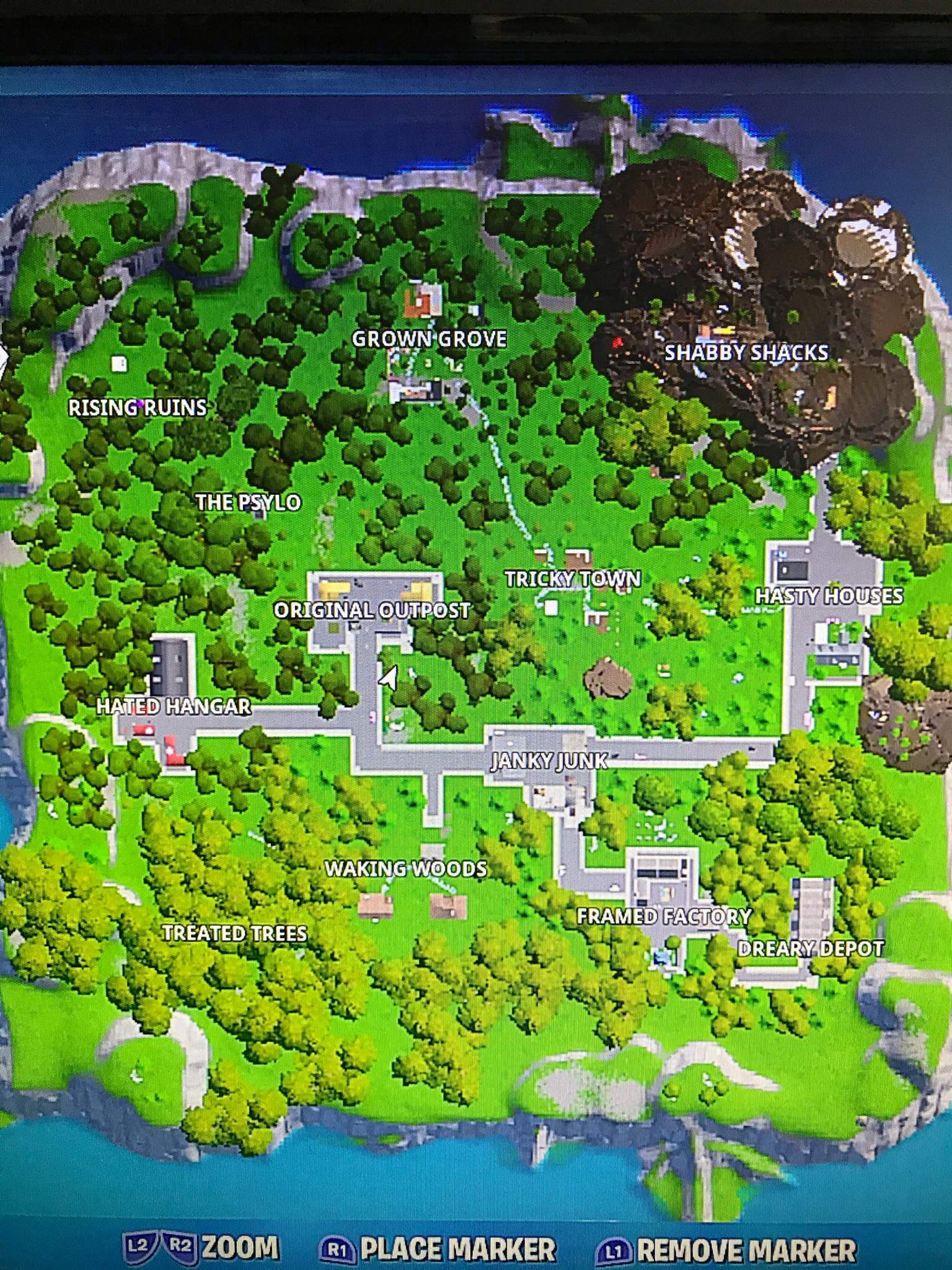 My Custom Creative BR Map: Rising Royale: Beta Version ...