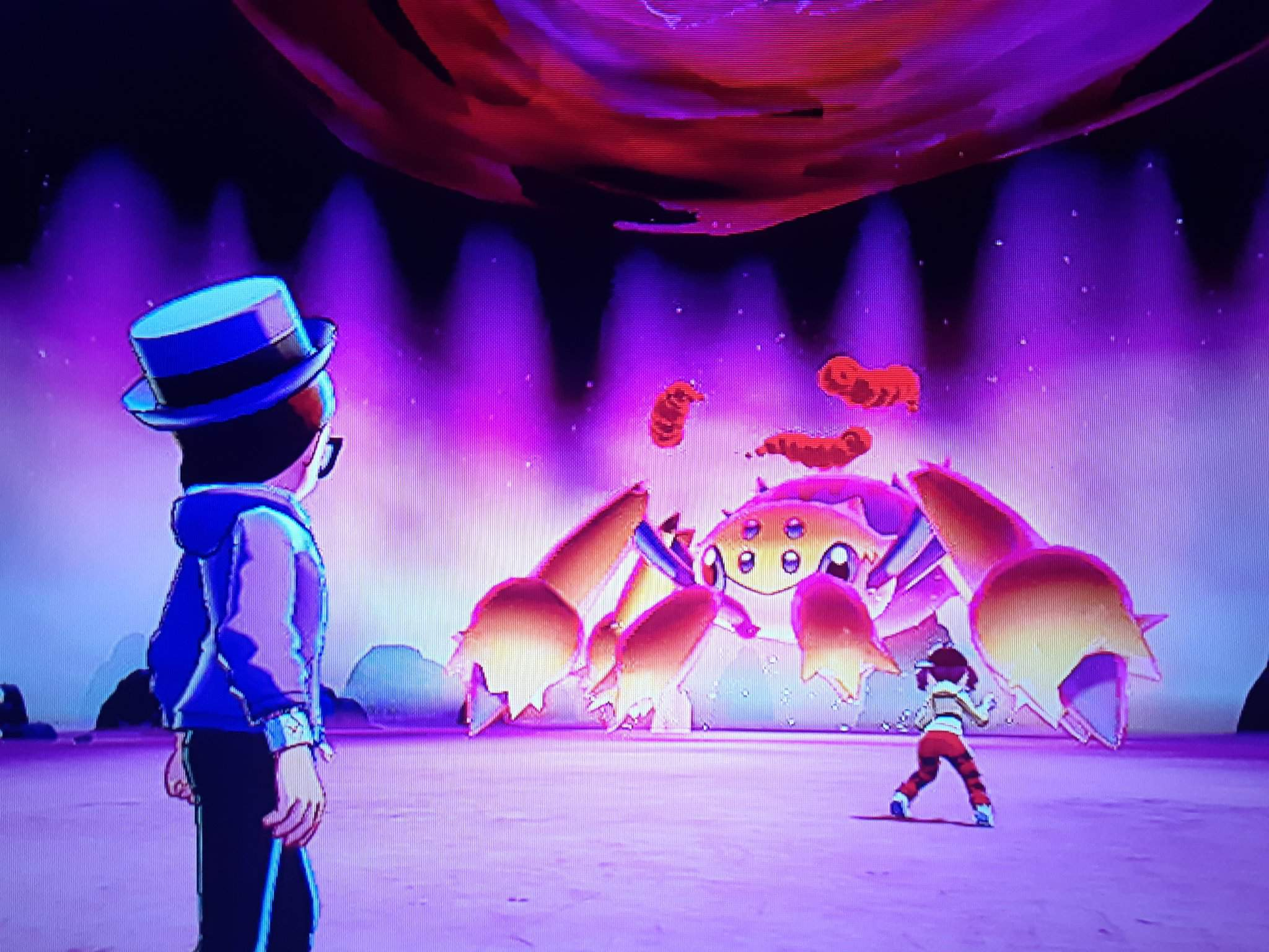 Giant Enemy Spider Pokemon Amino Instant sound effect button of giant enemy spider. amino apps