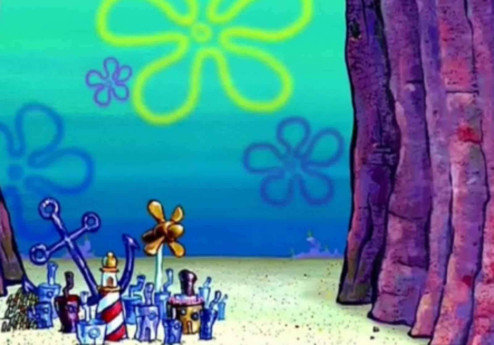 Various Spongebob Screenshots Cartoon Amino