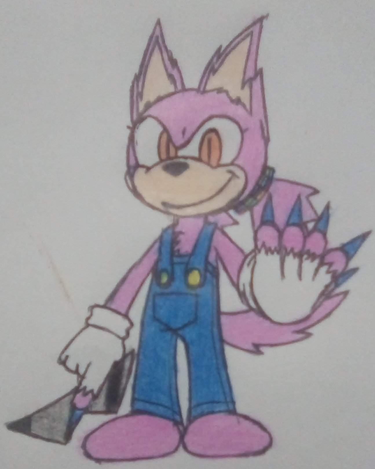 Oc Designs That Go Deeper Lightning Moxie Special Sonic The Hedgehog Amino