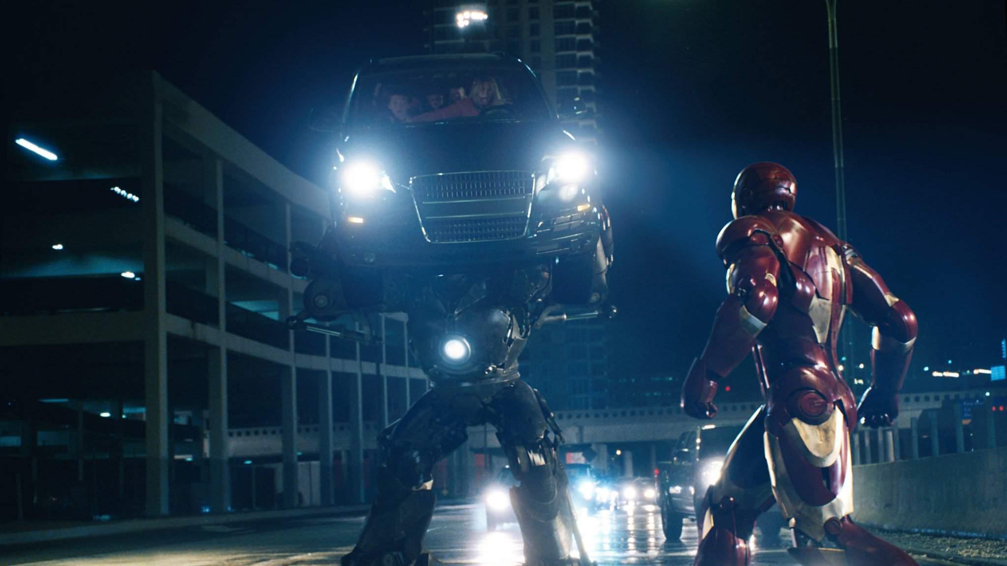 Movie Review Iron Man 2008 Marvel Amino