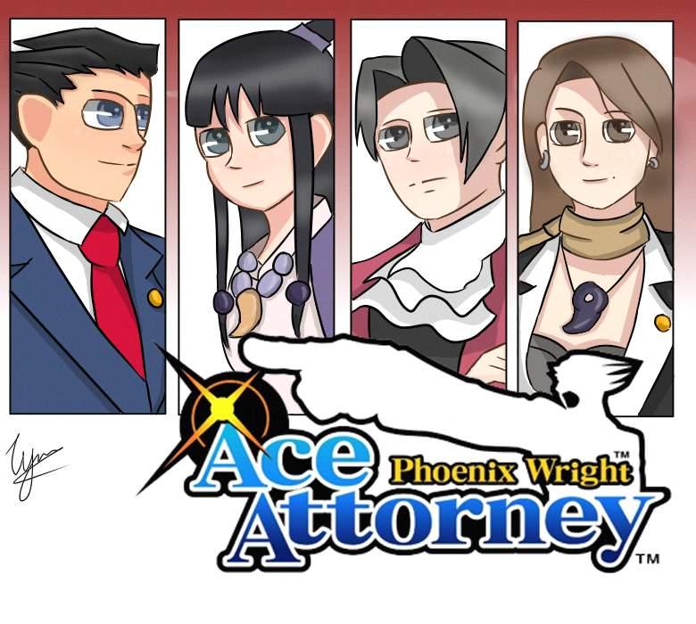 Watch Me Fail   Phoenix Wright: Ace Attorney   5   April