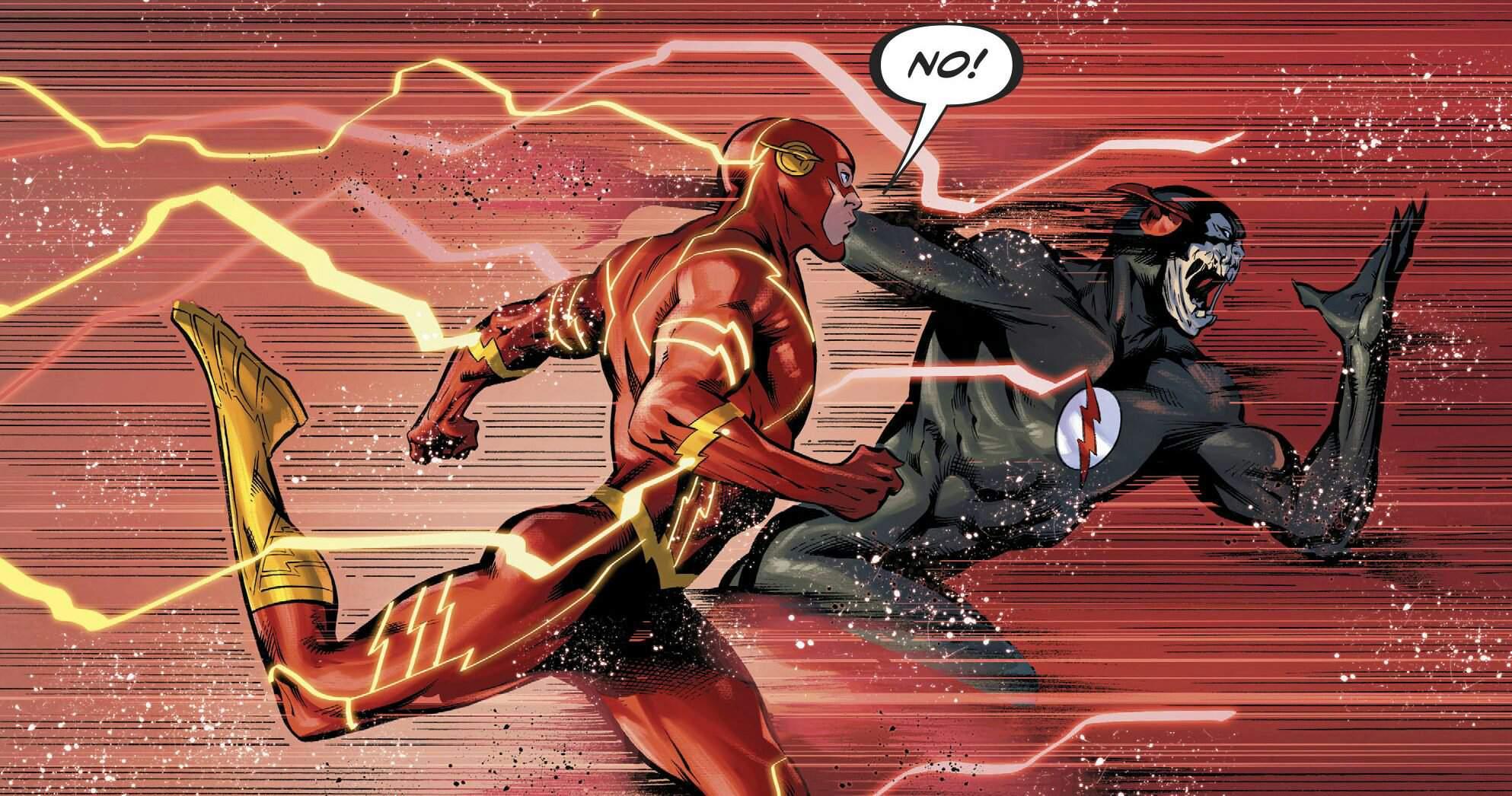 Black Flash Wiki Dc Comics Amino