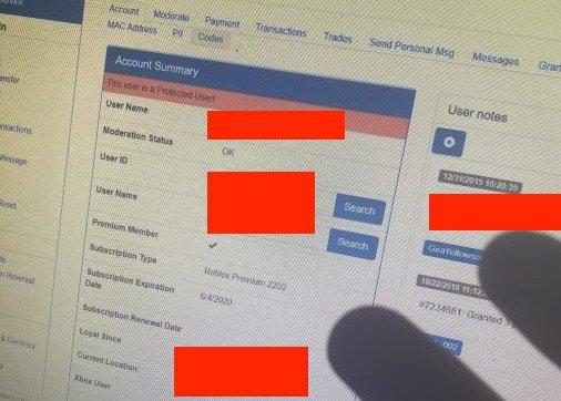 Como Hackear La Cuenta De Alguien En Roblox Un Hacker Obtuvo Acceso Al Panel De Admin De Roblox Roblox Amino En Espanol Amino