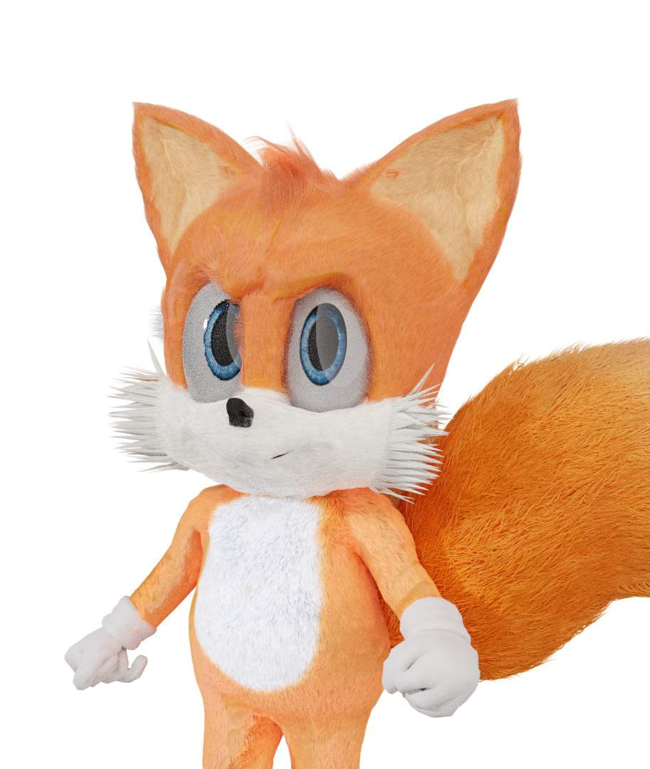 sonic the hedgehog movie tails