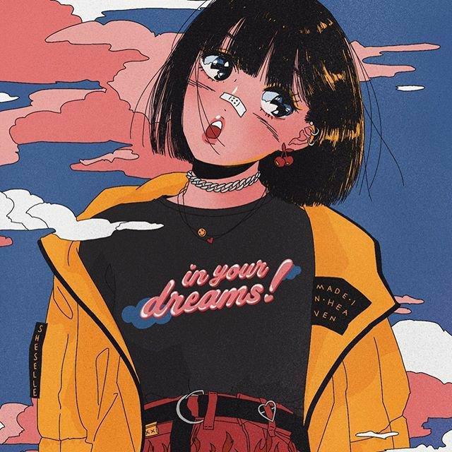 Anime Aesthetic Wallpapers Anime Amino Aesthetic, anime art, pink, kawaii, kiss, love, one person. amino apps