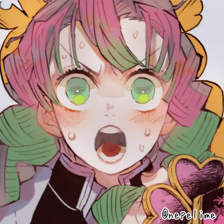 Happy Birthday Mitsuri Kanroji Colored Panels Demon Slayer Kimetsu No Yaiba Amino The only other survivor, tanjiro's younger sister nezuko, has become a ferocious demon. amino apps