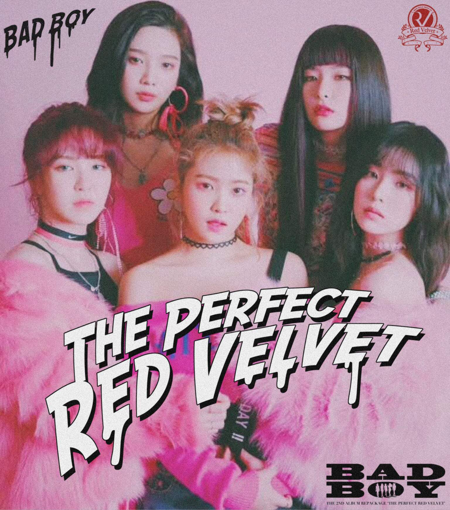 If Bad Boy Was On The 90s Red Velvet Amino