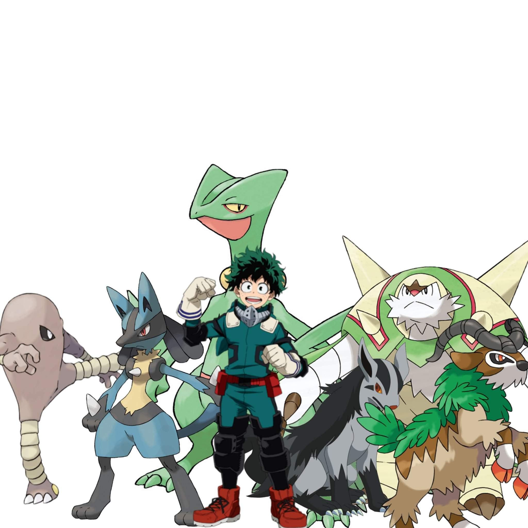 Pokemon Au Part 2 More Villains Toshinori Shie Hassaikai Big 3 Other Stuff Probably My Hero Academia Amino He was infamous in the modern. amino apps
