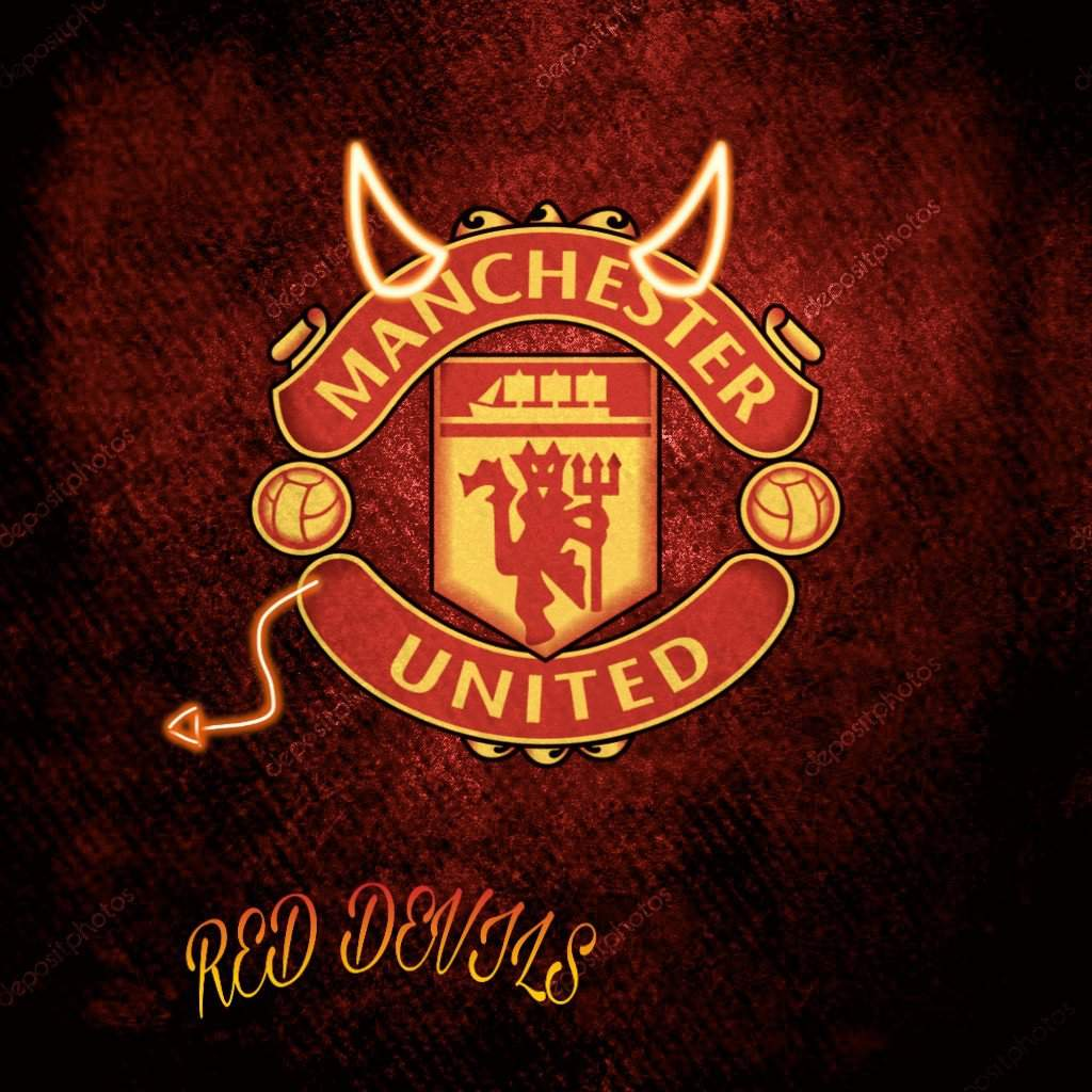 Edit Do Escudo Do Manchester United Wiki So Futebol Amino