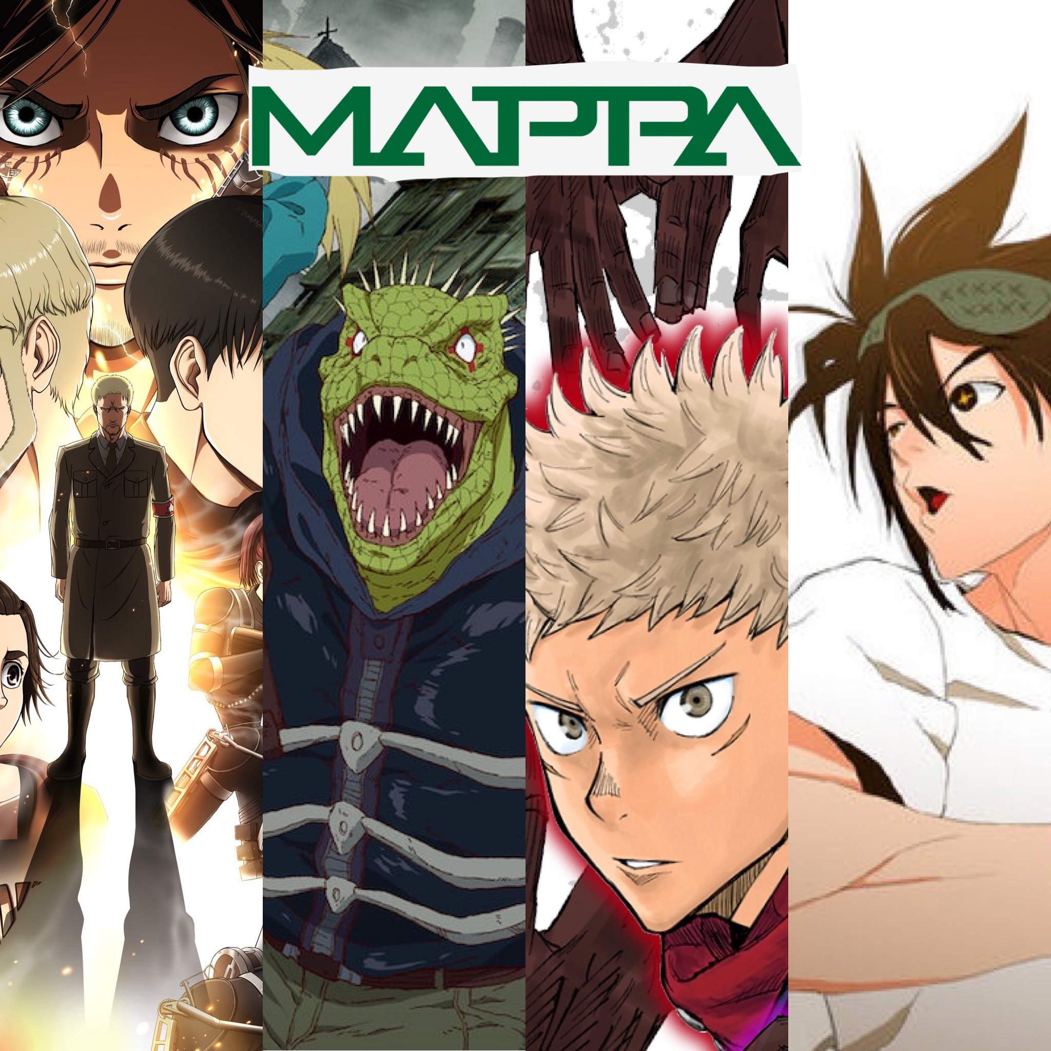 Which Mappa Anime Are You Most Excited For Anime Amino