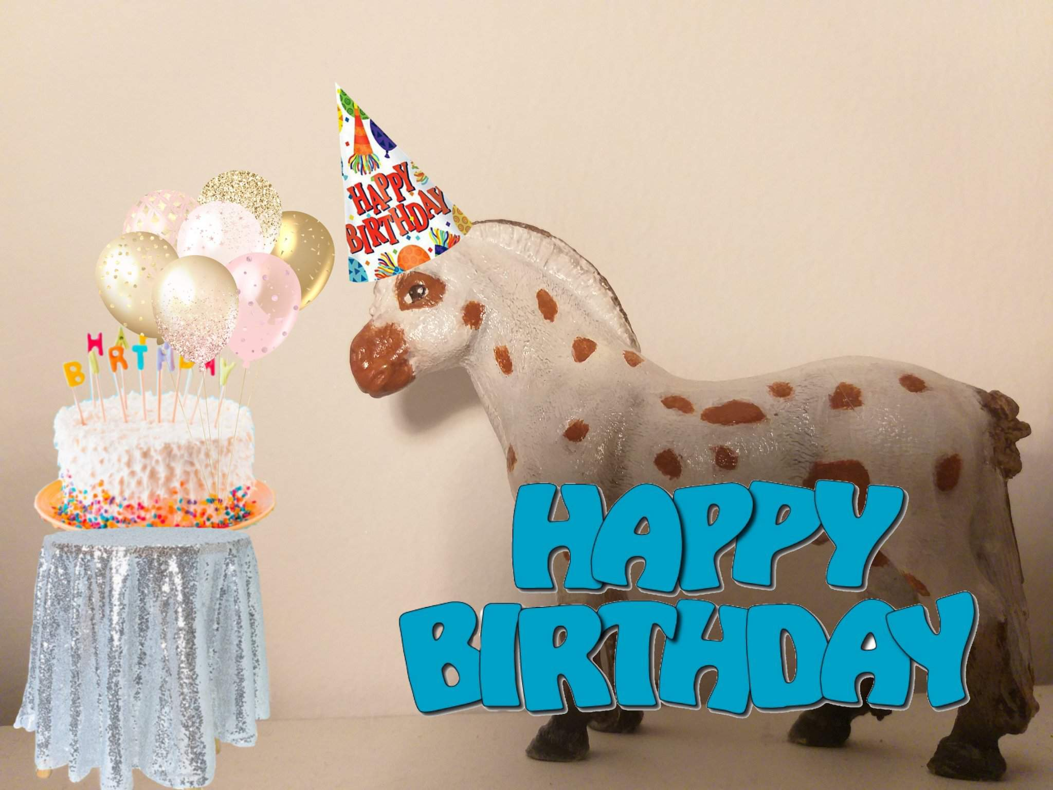 Wrh 1st Birthday Interview With The Herd Schleich Horses Amino