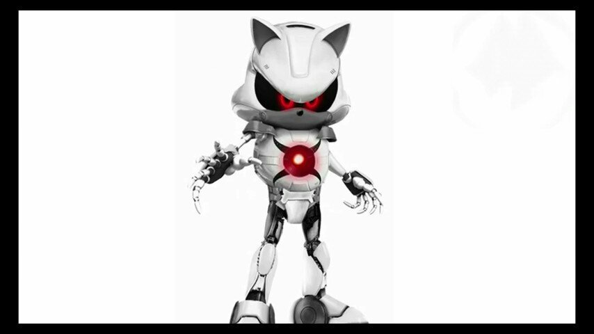 What I Think Metal Will Look Like In Sonic Movie 2 Sonic The