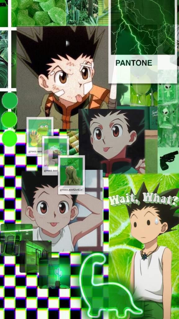 Gon Wallpaper Hunter X Hunter Anime Amino
