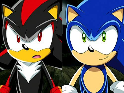 Two Sides Of The Same Coin Aka Jazz Yells About Sonic And Shadow Sonic The Hedgehog Amino