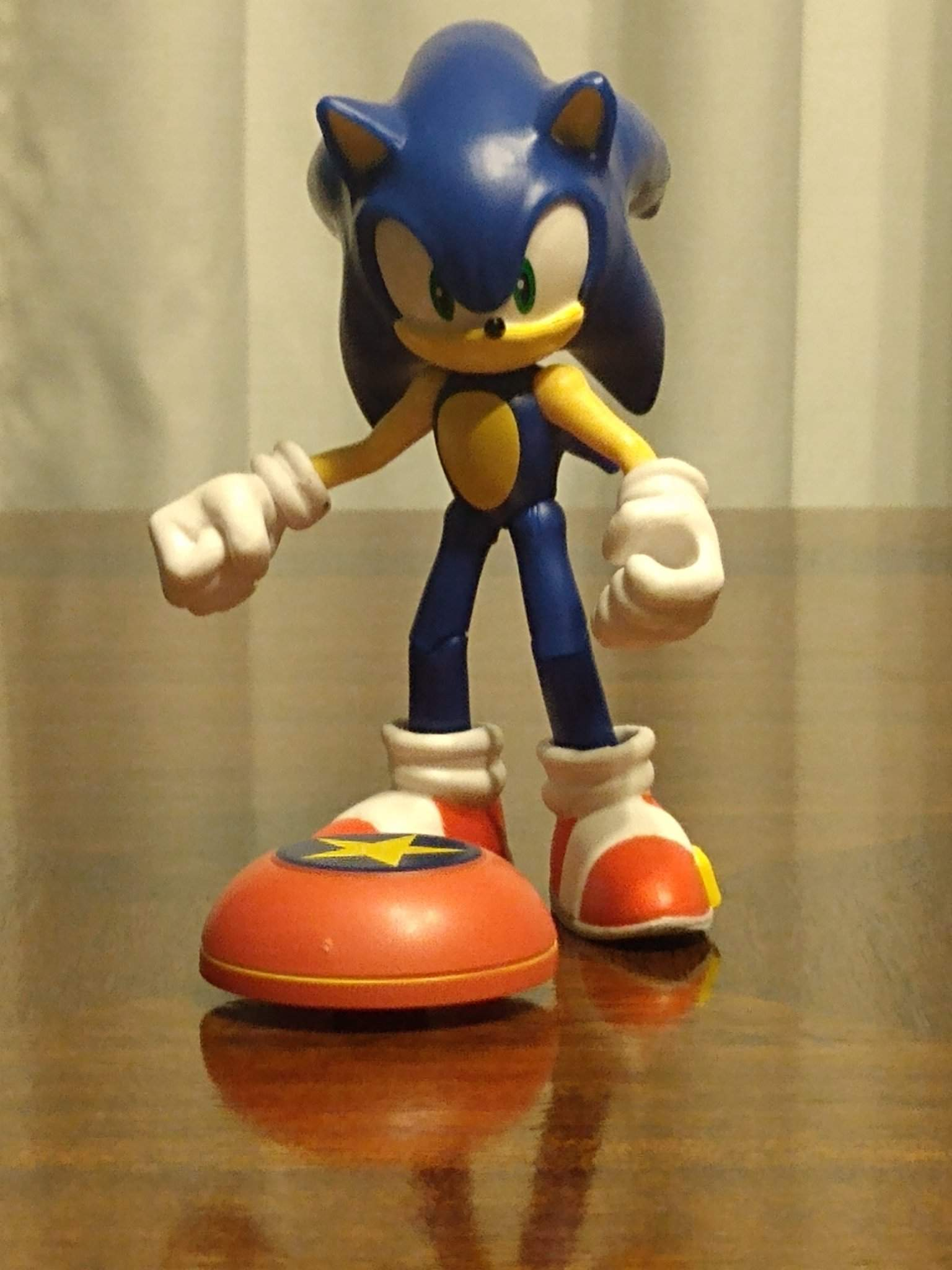 Jakks Pacific Articulated 4 Wave 1 Figure Review Sonic The Hedgehog Amino