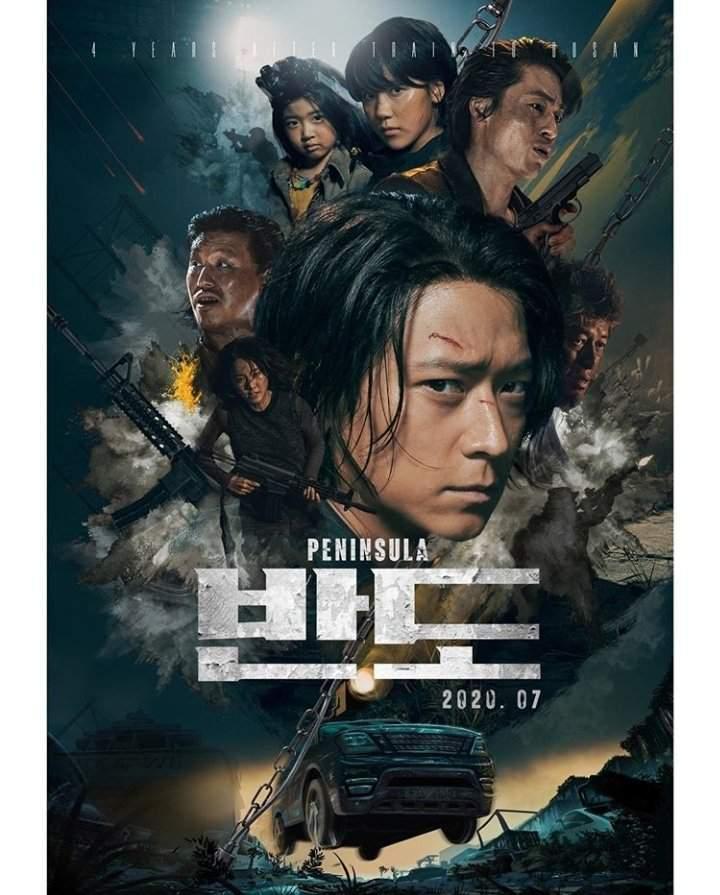 Train To Busan 2 Peninsula Posters K Drama Amino