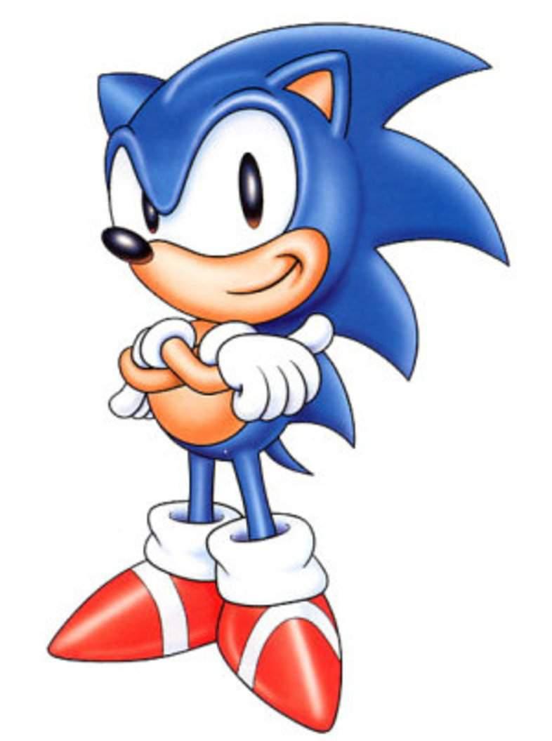 Happy Birthday To Sonic The Hedgehog Sonic The Hedgehog Amino