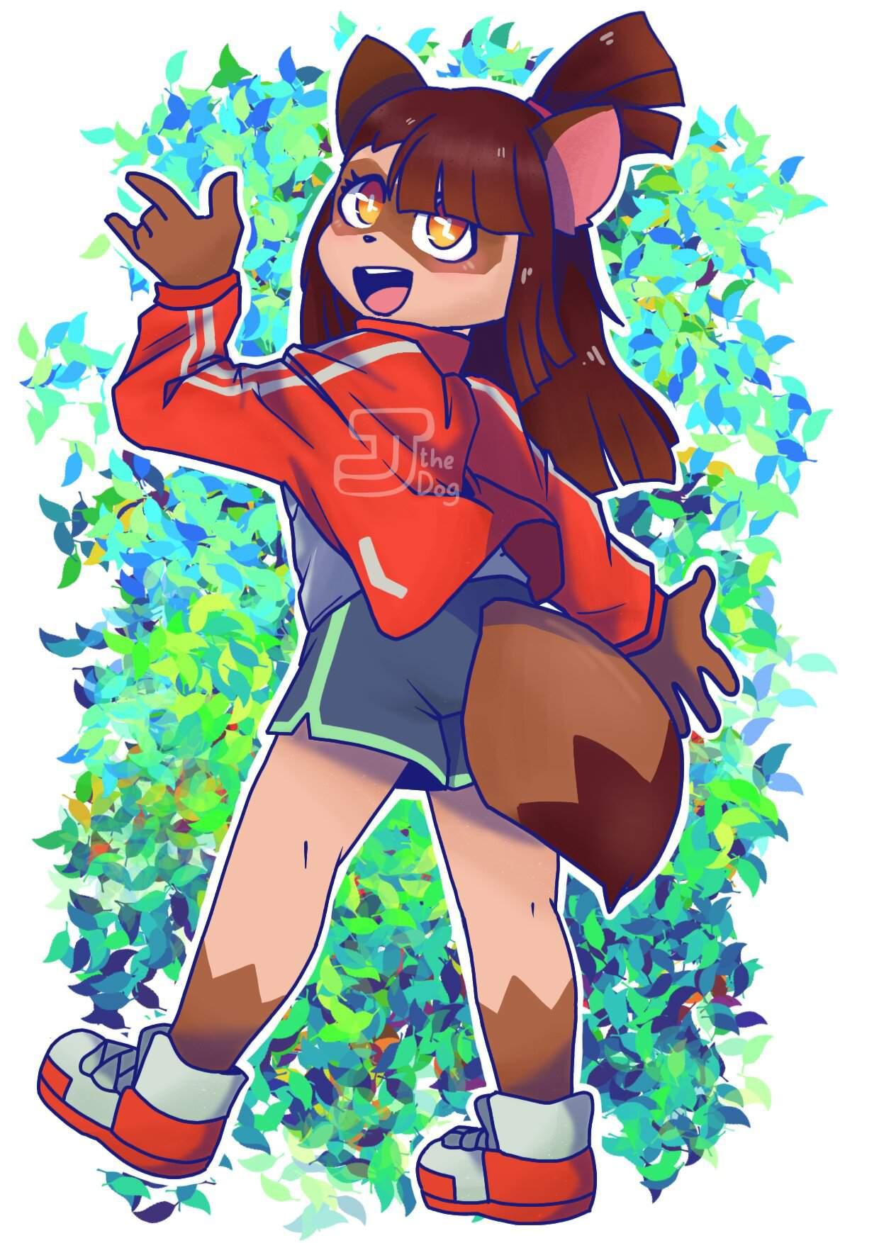 Amanda - Little Witch Academia Fan Art (40643108) - Fanpop