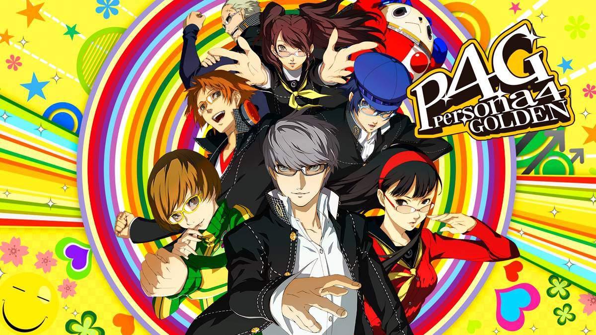 Análisis de Persona 4 Golden   🎶🎌Anime X J-Música Harem🎌🎶
