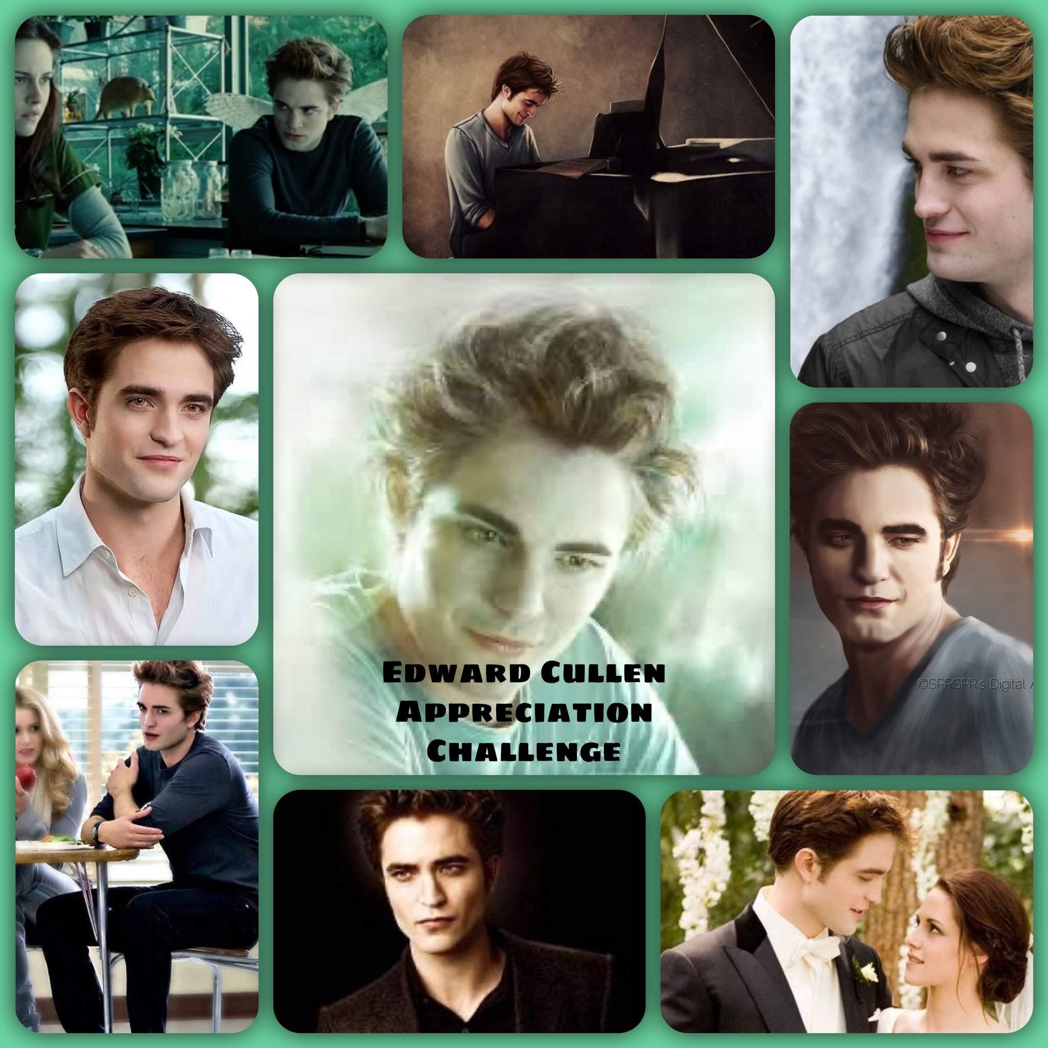 Edward Cullen Appreciation Weekend Challenge The Twilight Saga Amino
