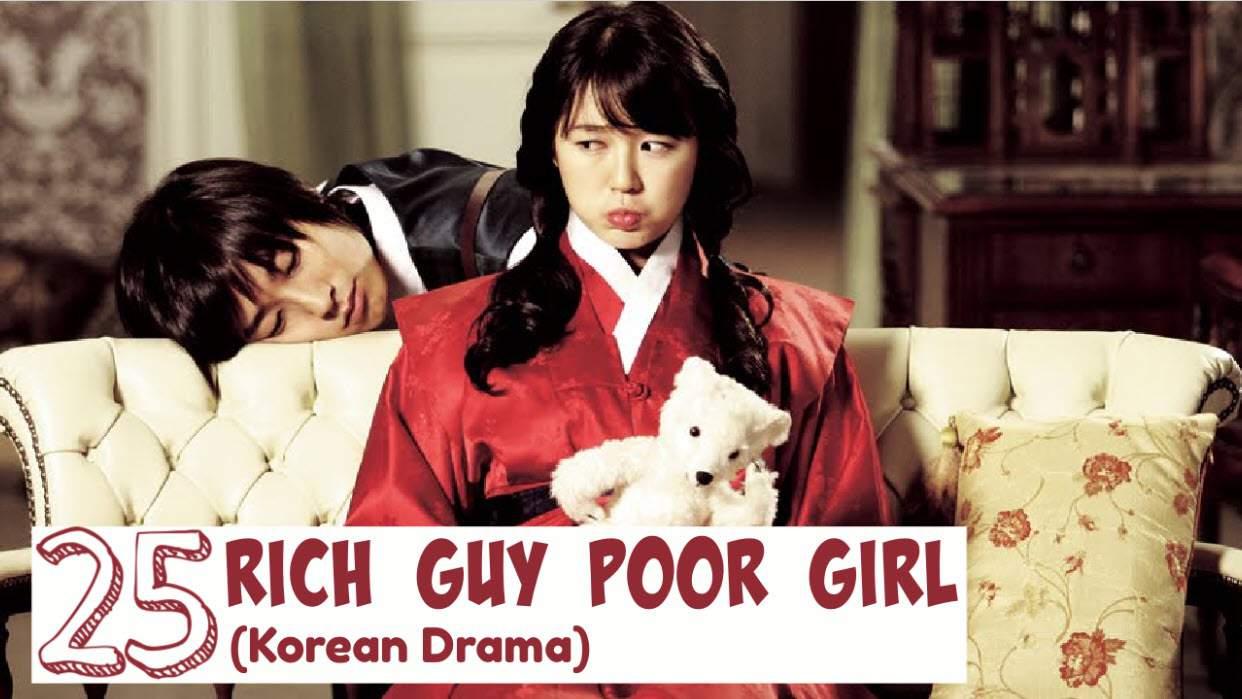 Rich guy best dating korean dramas poor ✌️ list 2021 girl Random Best
