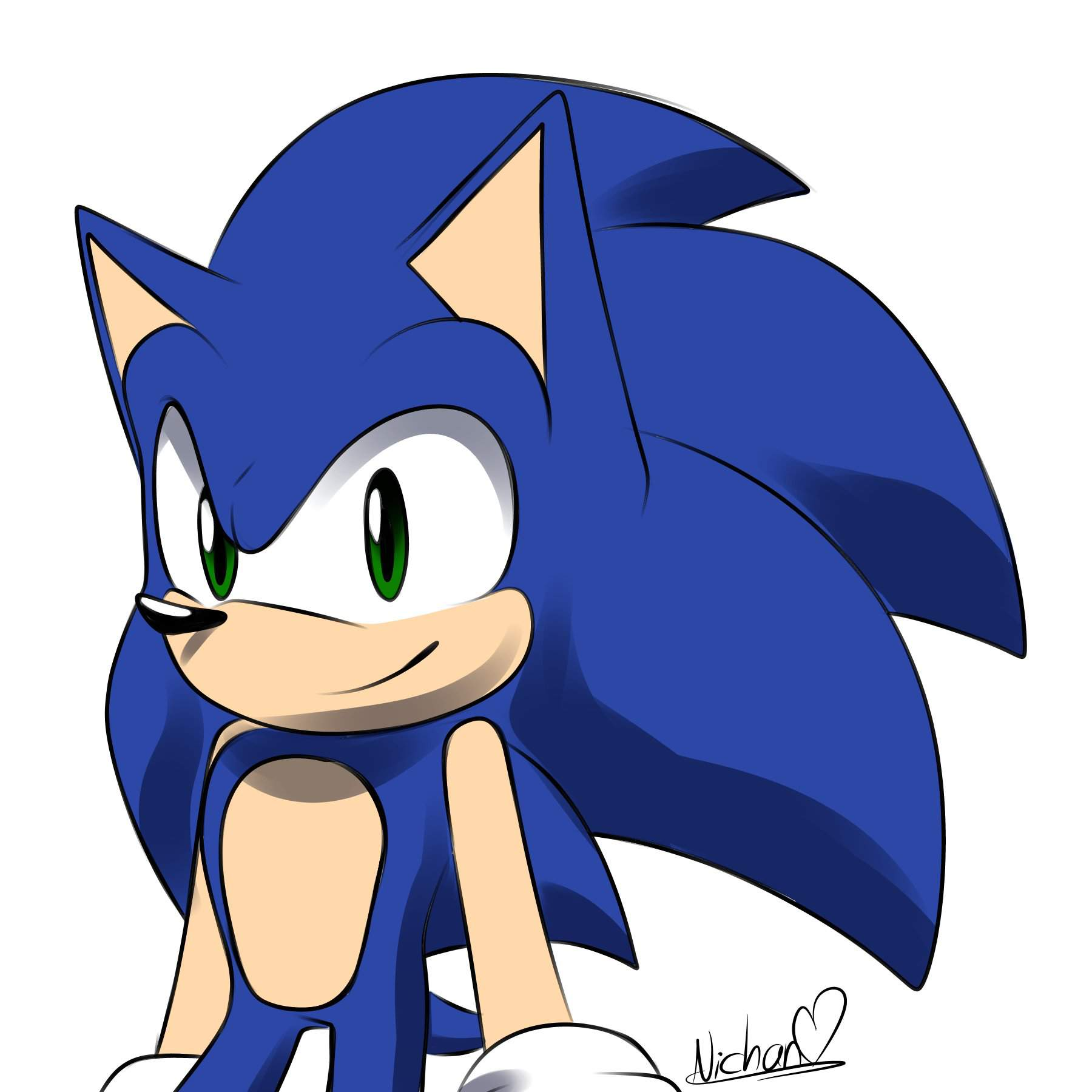 Hairstyles Sonic The Hedgehog Amino